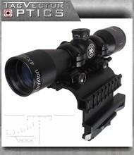 Buy Vector Optics Tactical AK-47 4x 32mm Long Eye Relief Gun Rifle Scope QD Side Riflescope Mount Combo Magnifier Sight for $79.90 in AliExpress store