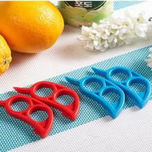 Mouse Shape Lemons Orange Citrus Opener Peeler Remover Slicer Cutter Quickly Stripping Fruit Kitchen Randomly(China (Mainland))