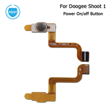 Buy Power On/Off Button Doogee Shoot 1 Power Button Original Power Up/Down FPC Flex Cable Doogee Shoot 1 Android 6.0 Phone for $4.99 in AliExpress store