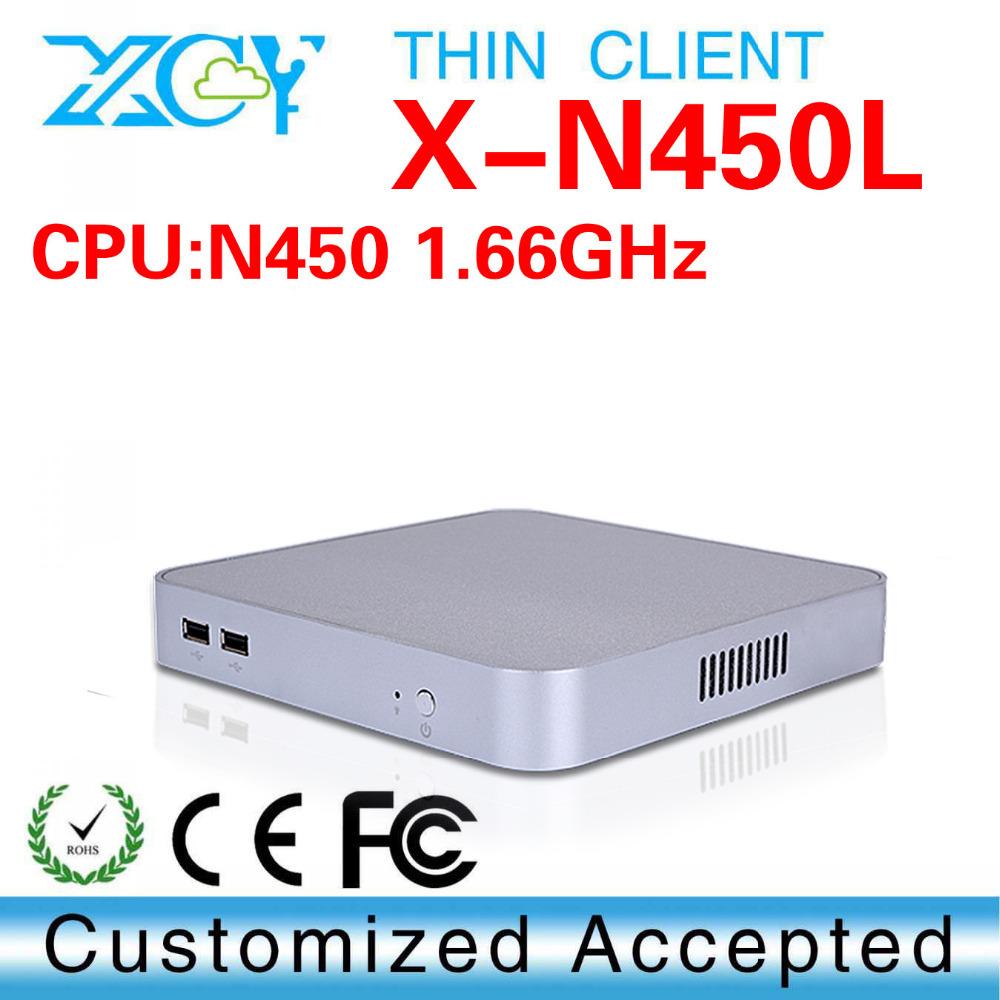 Windows 7 Thin Client With 32 Bit Factory Of Keyboard N450 Barebone Wired Mini Computer Barebone Mini Pc Thin Client(China (Mainland))