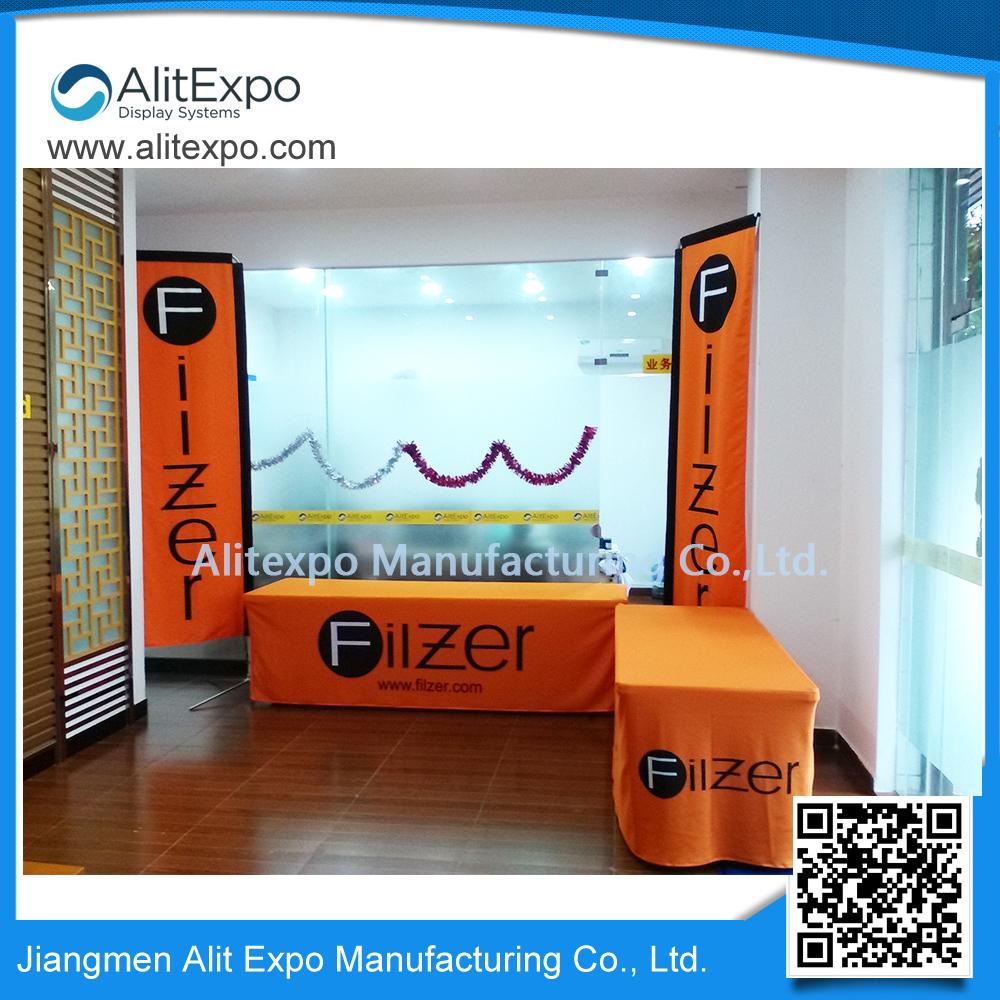 smart design custom logo printed polyester table cloth for sale(China (Mainland))