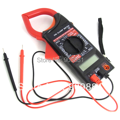 Clamp Meter Brands : Dt clamp meter reviews online shopping