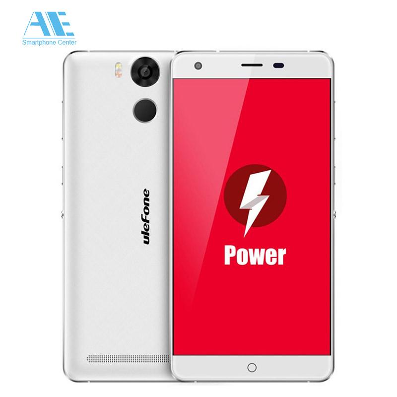Flash Sale Original Ulefone Power Android 5.1 Cell Phone MTK6753 Octa Core Mobile Phone 5.5 inch 3G RAM 16G ROM Smartphone(China (Mainland))