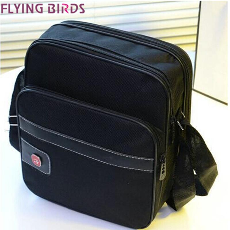 Flying birds! new arrive Oxford men messenger bags shoulder bag travel sport men