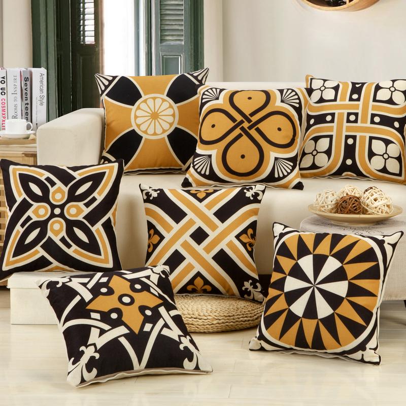 online kaufen gro handel orange sofa kissen aus china orange sofa kissen gro h ndler. Black Bedroom Furniture Sets. Home Design Ideas