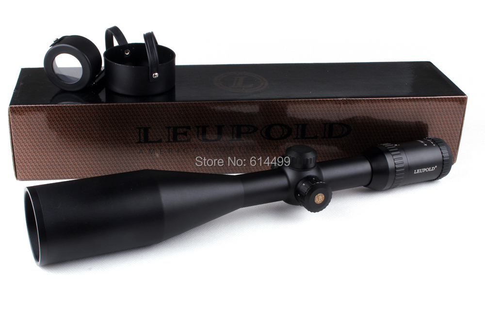Hunting Shooting Leupold 4 16X56IRY First Focal Plane Dual Illuminated Level meter Gradienter Rifle Scope Made