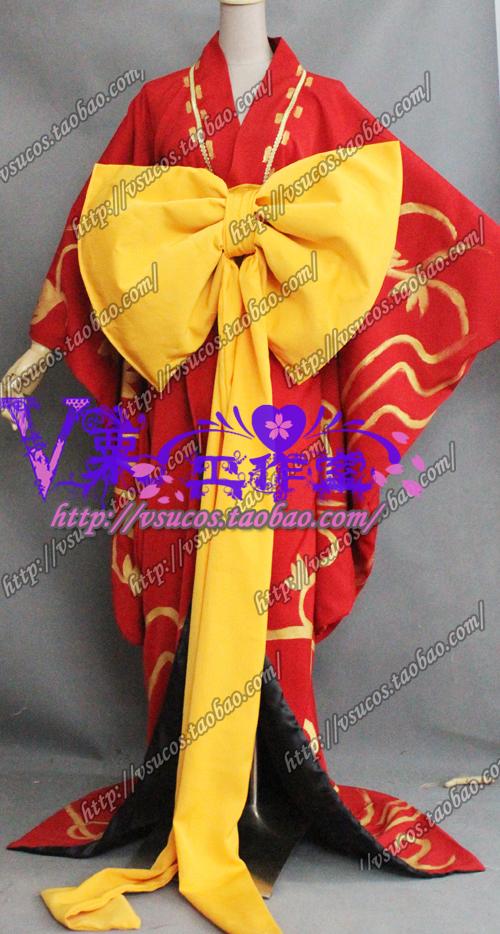 Naruto Uzumaki Naruto Cosplay Costume Custom Any Size(China (Mainland))