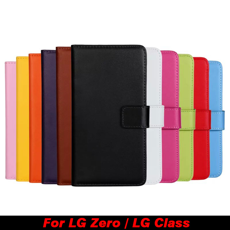 Luxury Wallet PU Leather Cover Case LG Zero LG Class H740 F620 H650 H650E Flip Protective Cell Phone Shell Back Cover Bag