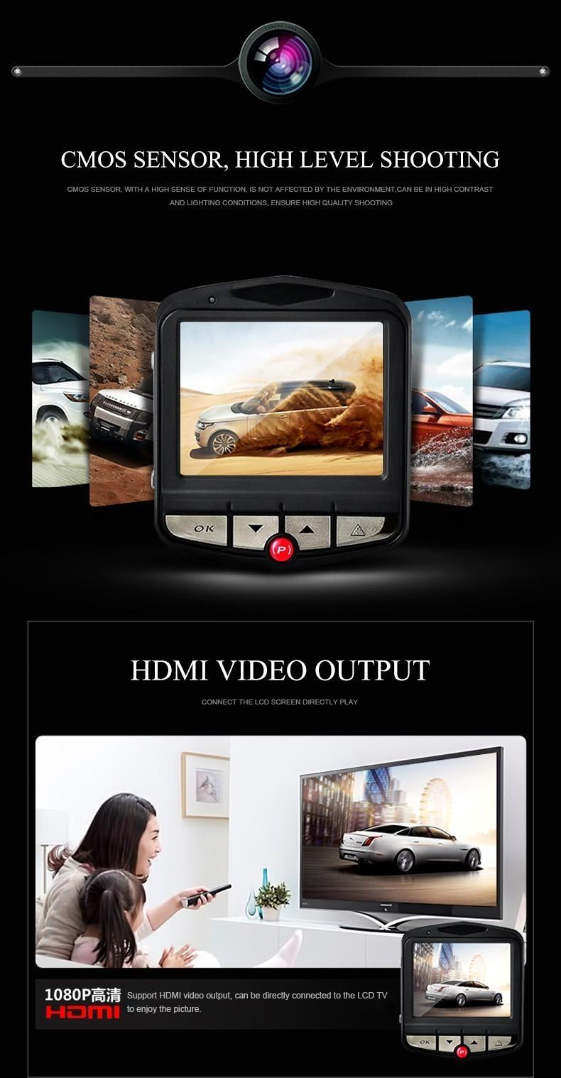 gt 300 car camera dashboard camera dvr hd 1080