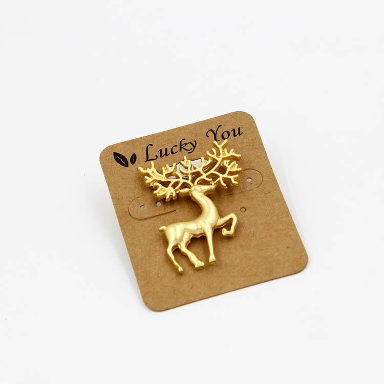 Fashion Women Brooches jewelry Vintage Christmas Santa Claus Deer Bear Shoes Brooch Pins 1 - Beautiful Love Jewelry store