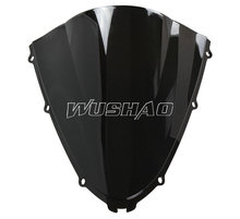 Buy Motorcycle Double Bubble Windshield WindScreen 2006-2015 Kawasaki Ninja ZX14R ZX 14R 06 07 08 09 12 13 14 15 2012 2013 Black for $10.40 in AliExpress store