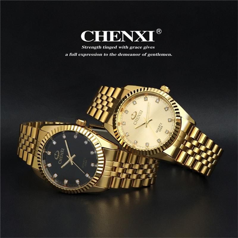 2015 watch new fashion quartz watch stanless steel watches men luxury brand waterproof relogio masculino free shipping<br><br>Aliexpress