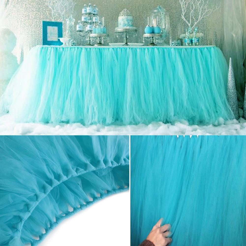 achetez en gros table tutu jupe en ligne des grossistes table tutu jupe chinois aliexpress. Black Bedroom Furniture Sets. Home Design Ideas