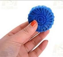Питания синий пузырь туалет автоматический туалет чище туалет дезодорант стерилизации дух одного