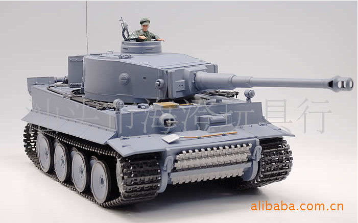 1:16 German Tiger heavy tank remote control tank 1/16 rc tank(China (Mainland))