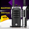New Baofeng BF 888S Professional Walkie Talkie 4th BF 888S 5W Power UHF 400 480MHz Portable