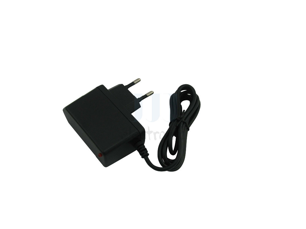 Free Shipping 6V 500mA 0.5A AC Power Supply Adapter Wall Charger For anything missing an AC Adapter(China (Mainland))