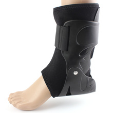 Ankle Support Brace Foot Guard Sprains Injury Wrap Elastic Splint Strap Sports(China (Mainland))