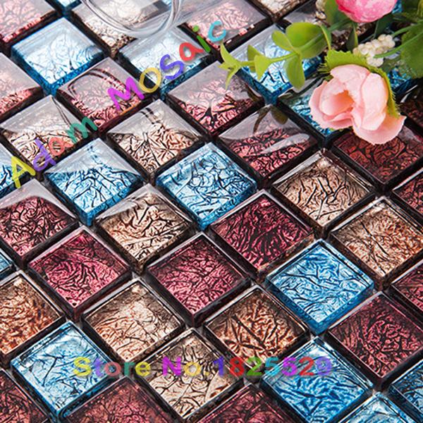 Gekleurde spiegel tegels promotie winkel voor promoties gekleurde spiegel tegels op - Tegel metro kleur ...