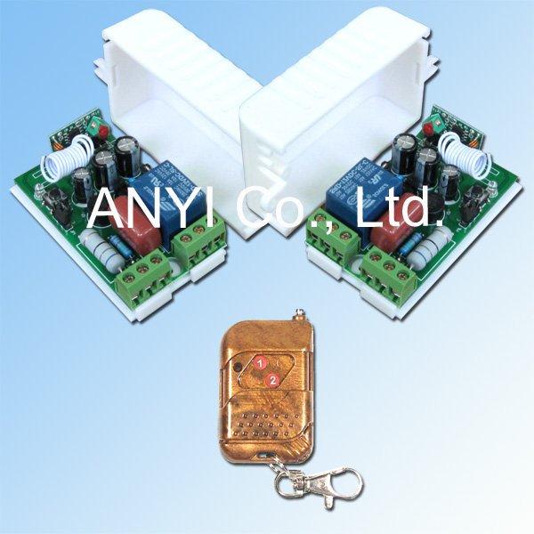 1 Channel 1000W/AC100~250V RF Wireless Remote Control Switch System(China (Mainland))