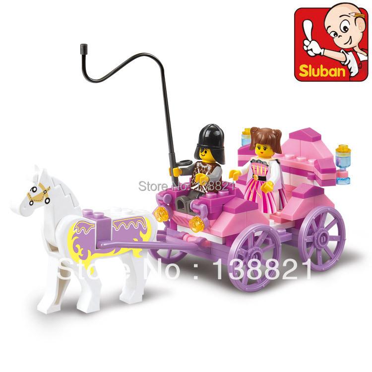 Детское лего Sluban DIY Lego 0239