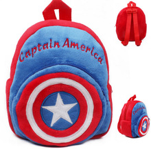 New cute kids backpack cartoon plush toy mini schoolbag Children's gifts kindergarten boy girl baby student bags lovely Mochila(China (Mainland))