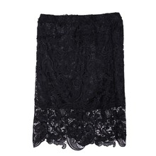 2014 New Fashion Knee-length Slim Sexy Lace Pencil Skirt For Women Ladies Spring & Summer High Waist Skirts Hot Sale 10