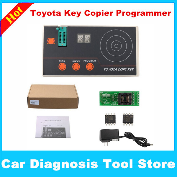 For Toyota Key Copier programmer Professional Auto Key Programmer with Top Quality Fast Shipping by DHL(China (Mainland))
