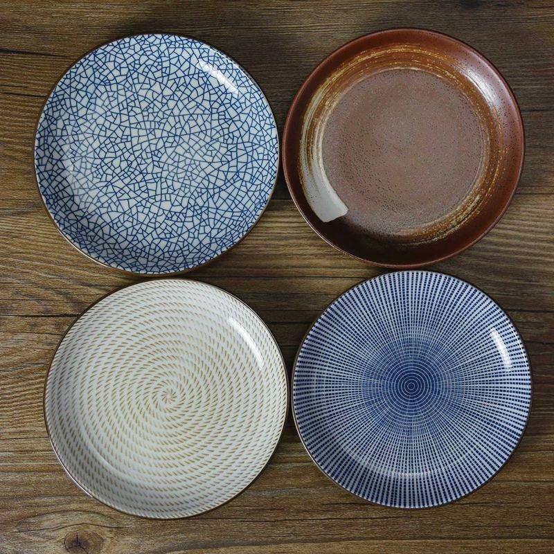 Тарелки фарфоровые из Китая