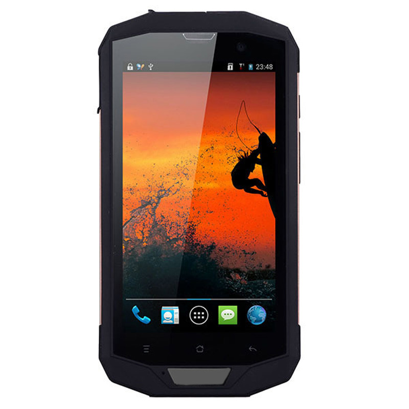 Original MANN ZUG 5S 5.0Inch Rugged Dragon Glass Screen 4G LTE Cell Phone Qualcomm MSM8926 Quad Core IP67 Waterproof Shockproof(China (Mainland))