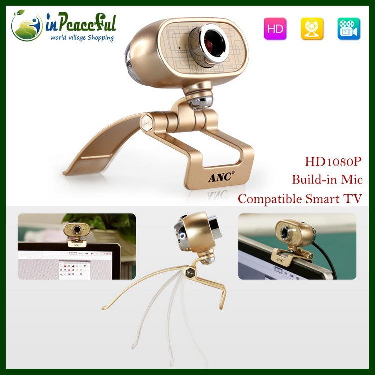 linux compatible webcam