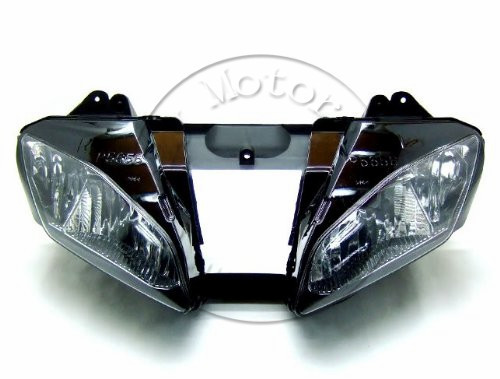 Motorcycle Front Headlight For YAMAHA YZFR6 2006 2007 YZF 600 R6 Head Light Lamp Assembly Headlamp Lighting Moto Parts<br><br>Aliexpress