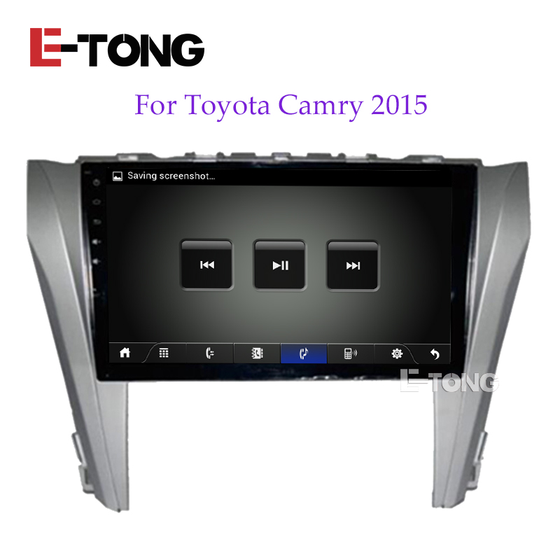 """10.1"""" Android 4.4.4 Car PC For TOYOTA Camry 2014 GPS Navigation Radio DVD Player WIFI/3G(China (Mainland))"""