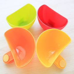 Hot Dip Clips A Dip and Clip relish plate Pepper easy clean up dishwashier safe 4pcs in a set