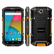 Buy Original Huadoo HG06 IP68 Waterproof Rugged Phone 5.0 Inch 2GB RAM 16GB ROM Android 5.1 Quad Core 6000mAh 4G LTE NFC HG04 S6 S8 for $239.88 in AliExpress store