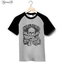 Reina de metal rock camiseta de la manera hombres de las mujeres top tee tema NO-RSHSSDX376(China (Mainland))