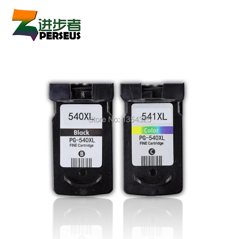 2PC PG-540 CL-541 XL ink Cartridge for Canon PG 540 CL 541 PIXMA MG3255 MG3550 MG4100 MG4150 MG4200 MG4250 Printer High-capacity<br><br>Aliexpress
