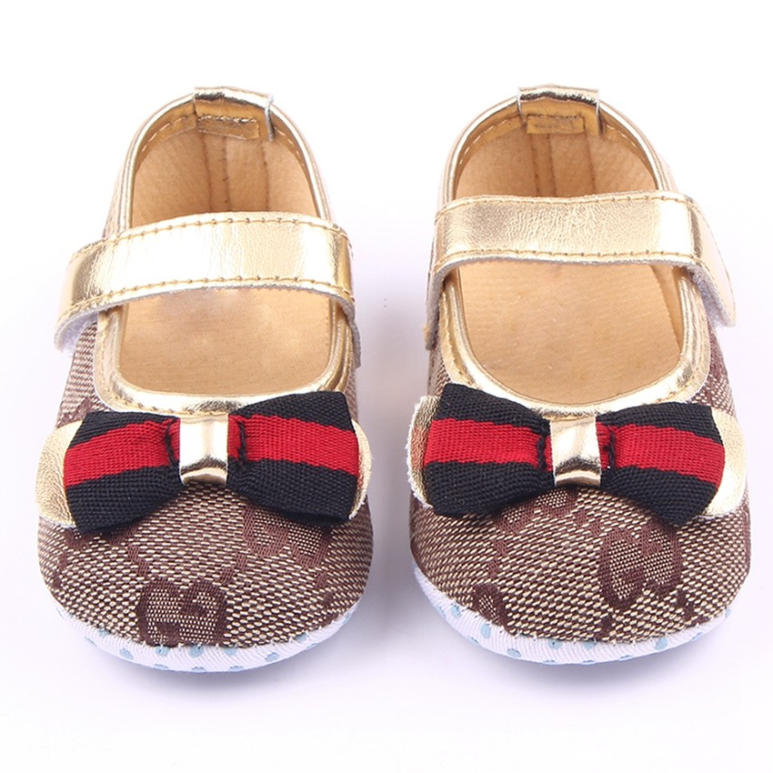 0-12M Butterfly Knot Baby Shoes First Walker Toddler Girl Shoes For Newborn Shoes Bebe Sapatos Infantil Menina F1(China (Mainland))