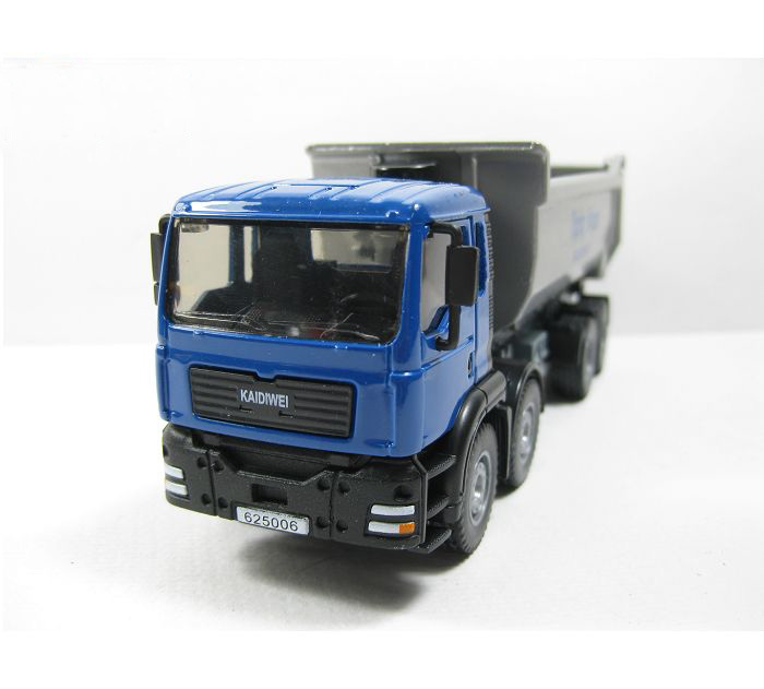 Free shipping~Alloy engineering car model toy ~ crane / dump truck / excavator to alloy car model