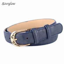 Buy New Fashion leather belt woman Vintage floral metal buckle Wide belts women Top strap female jeans belt N097 for $4.30 in AliExpress store
