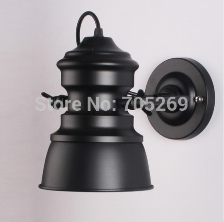 high quality country style old fashion led wall light wall