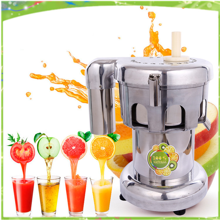 Electric Orange Squeezer ~ Electric orange squeezer machine for carrot