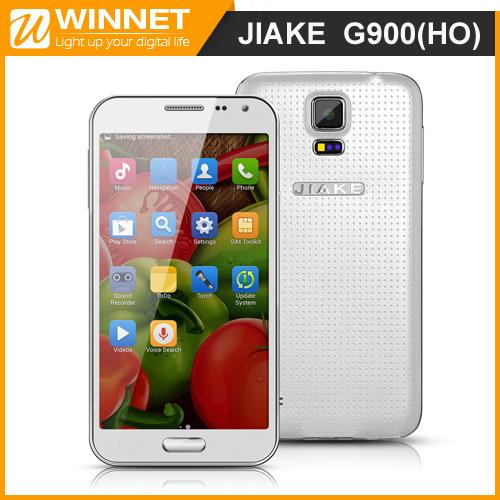 Мобильный телефон JIAKE G900W 3G Android 4.4 SC7715 4.0 MTK6582 armv7/1.3 Bluetooth WIFI мобильный телефон soyes h1 1 3 mp3 fm bluetooth sms