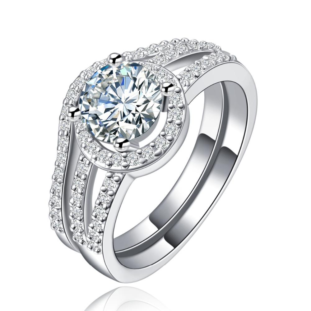 aliexpress buy 2015 925 sterling silver ring set