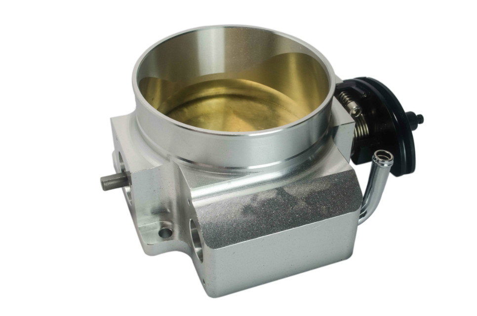 VR RACING-FREE SHIPPING NEW THROTTLE BODY FOR Universal FOR GM GEN III LS1 LS2 LS6 102MM Throttle Body HIGH QUALITY NEW VR6938