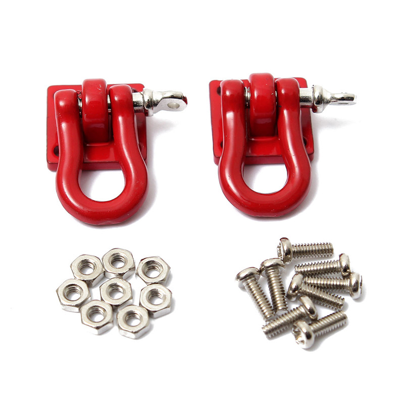 New Arrival High Standard One Set Yeah Racing 1:10 Car Crawler Acces Heavy Duty Shackle Mounting Bracket(China (Mainland))