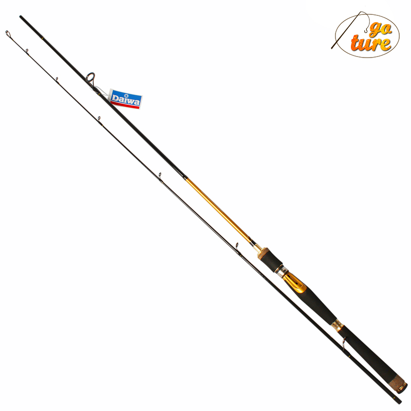 daiwa fishing spinning rod 2 1m 2 4m fishing tackle sea
