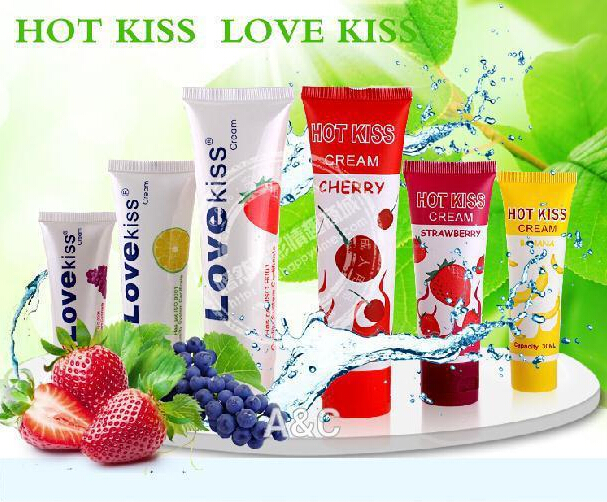 Hot-selling !Six Kinds of Tastes Fruit Milk Hot Kiss Anal Sex Oral Sex Lubricant Massage Body Lubricant For Women And Men<br><br>Aliexpress