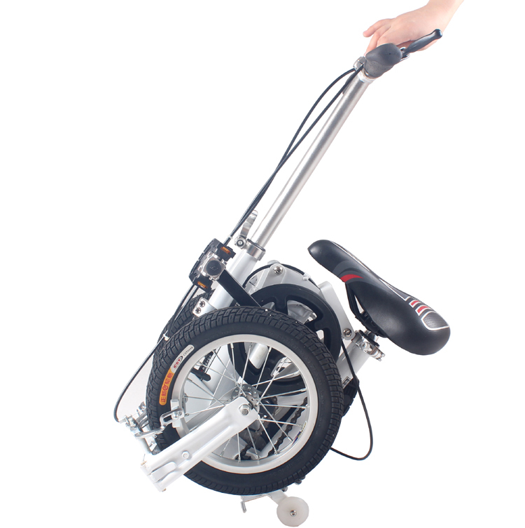 bmx 12 39 39 inch mini folding bicycle the special gift portable bike folding bike in bicycle. Black Bedroom Furniture Sets. Home Design Ideas