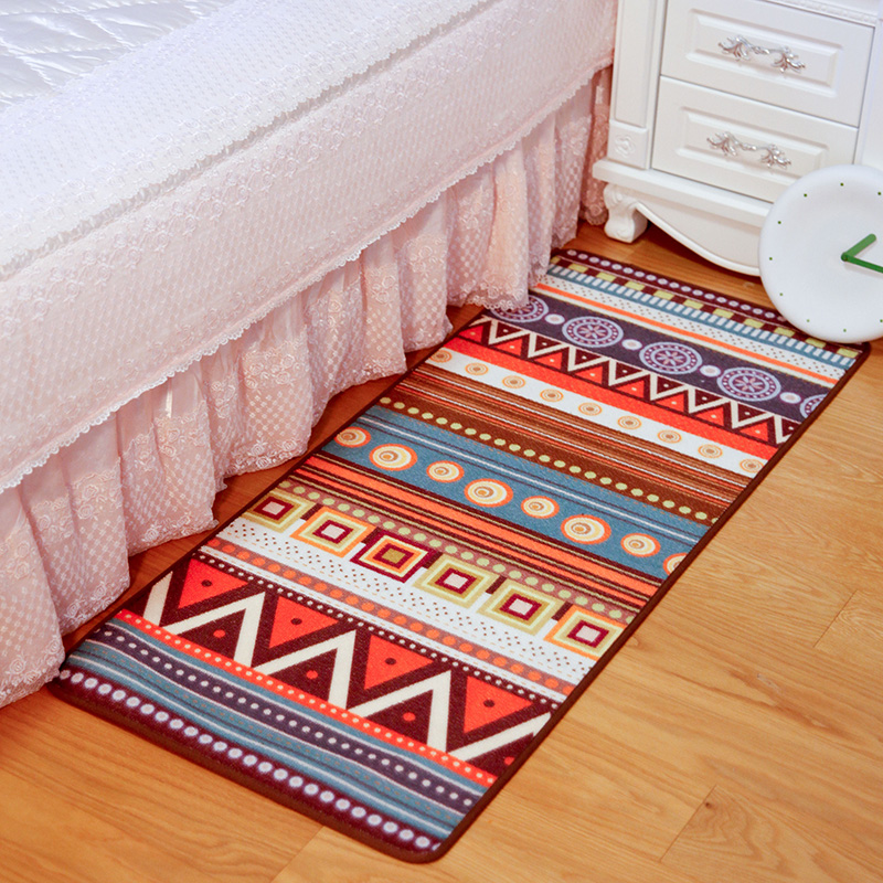 50 120cm Nordic Ikea Style Mat Carpet Area Rug Prayer Coffee Table Living Room Door